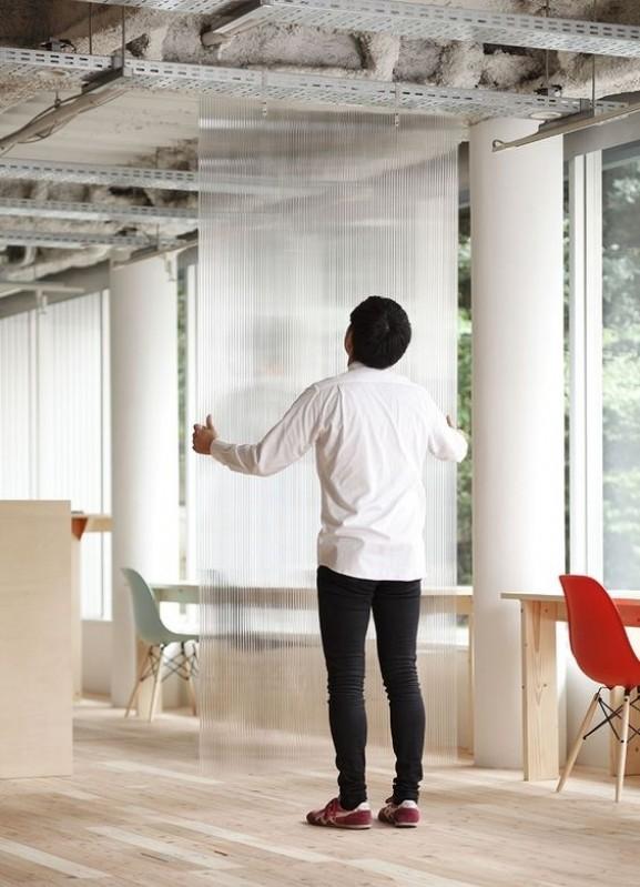 Divisória Retrátil de Vidro Orçamento Crato - Divisória Retrátil Residencial