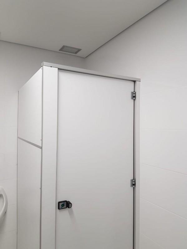 Divisória Sanitária para área Molhada Preços Petrolina - Divisória de Banheiro Escolar