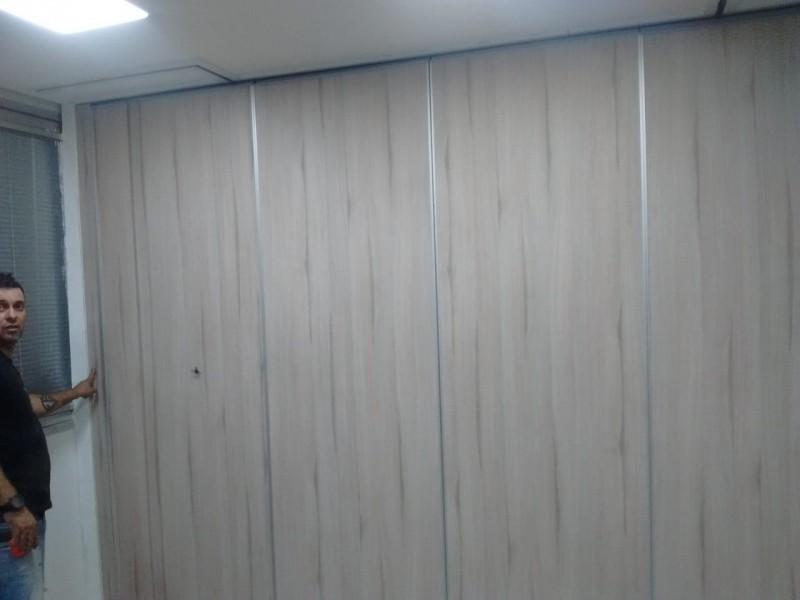 Divisórias Piso Teto para Banco São José do Rio Claro - Divisória Piso Teto para Banco