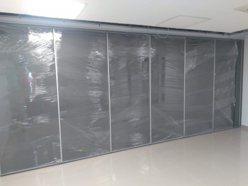 Divisórias Piso Teto para Universidade São José dos Pinhais - Divisória Piso Teto Vidro Duplo
