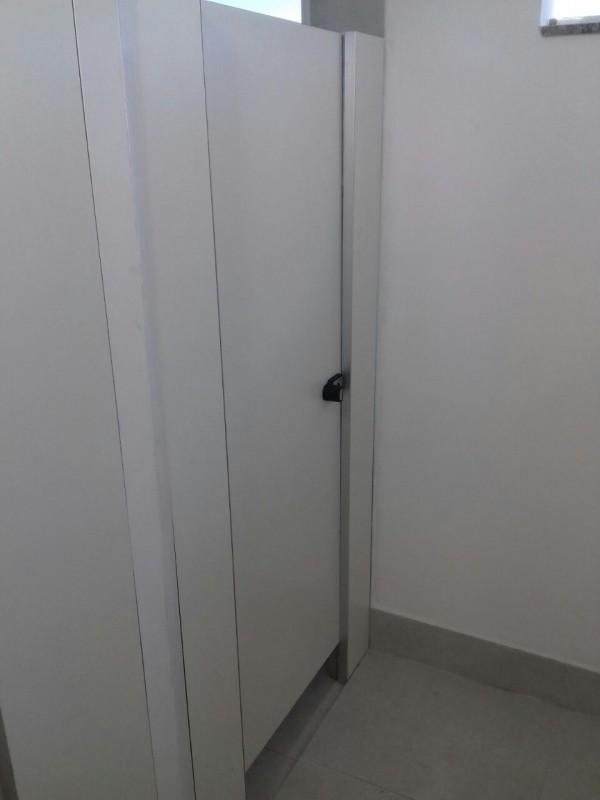 Divisórias Sanitárias para Chuveiro José de Freitas - Divisória de Banheiro de Vidro
