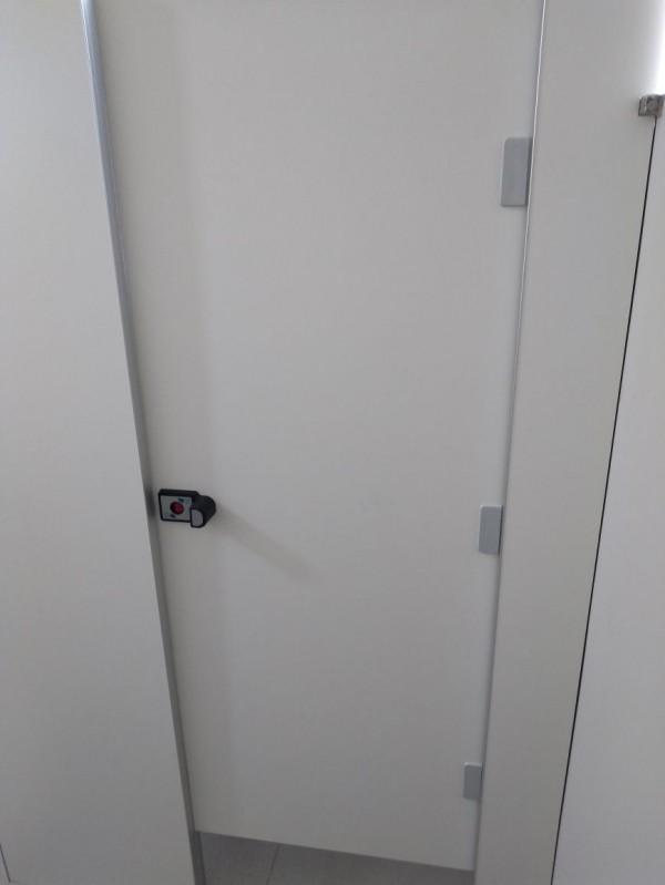 Onde Encontrar Divisória Sanitária Alcoplac Plus Gávea - Divisória de Banheiro de Universidade