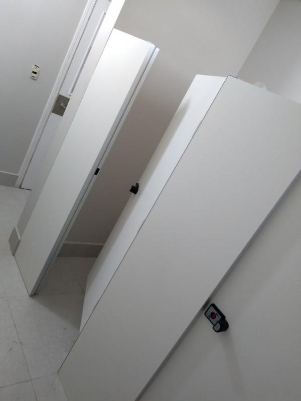 Onde Encontrar Divisória Sanitária para Chuveiro Nova Brasilândia D'Oeste - Divisória de Banheiro de Vidro