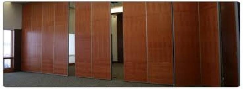 Onde Vende Divisória Retrátil Articulada Tibagi - Divisória Retrátil Residencial