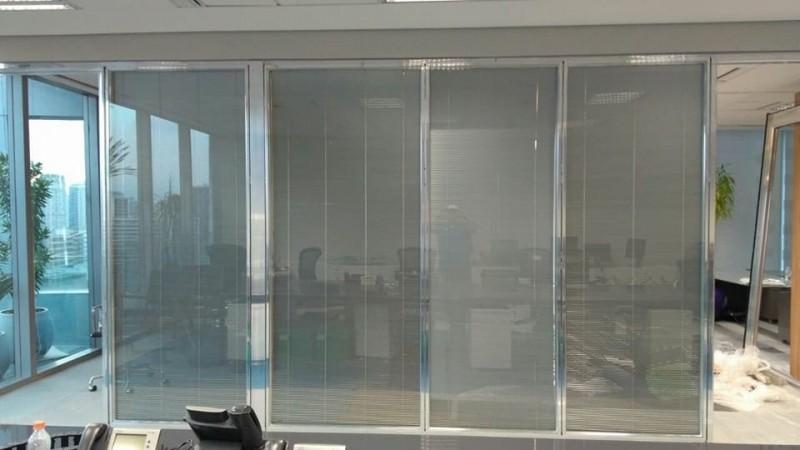 Preço de Divisória Piso Teto para Empresa Novo Gama - Divisória de Vidro Piso Teto