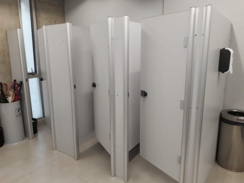 Quanto Custa Divisória de Banheiro de Universidade Costa Rica - Divisória de Banheiro Público