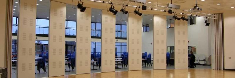 Quanto Custa Divisória Retrátil Acústica São José dos Pinhais - Divisória Retrátil Residencial