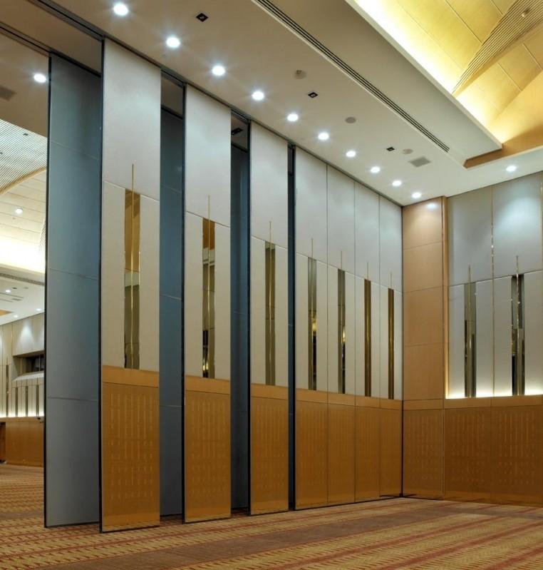 Quanto Custa Divisória Retrátil para Hotel Aquiraz - Divisória Retrátil Residencial