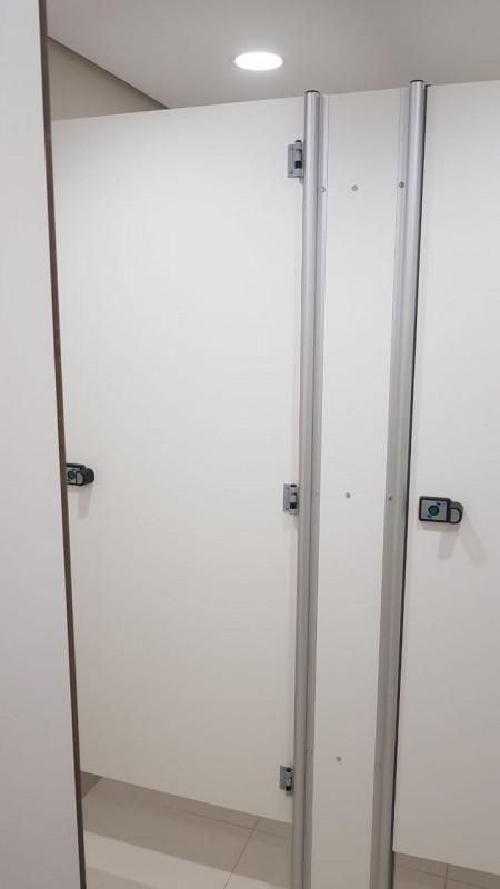 Quanto Custa Divisória Sanitária Alcoplac Belo Horizonte - Divisória de Banheiro Escolar