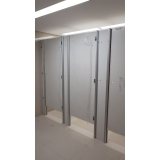 divisória de banheiro de universidade preços Nova Andradina