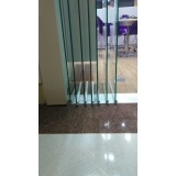 divisória de vidro para escritório sapiranga