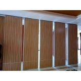 divisória madeira escritório preço Cujubim