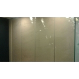 divisória piso teto acústica para escritório orçar Jacutinga
