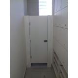 divisória sanitária para chuveiro preços Tibagi