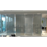 divisórias de vidro temperado Guajará-Mirim