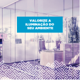 divisórias piso teto com vidro duplo Rio do Sul