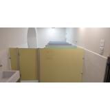 divisórias sanitárias alcoplac Ipanema