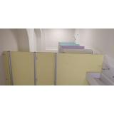 divisórias sanitárias para área molhada Açailândia