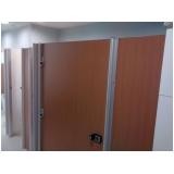 divisórias sanitárias Nordeste