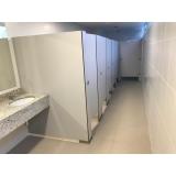 empresa de divisória com porta para para chuveiro Calçoene