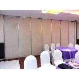 fábrica de divisória articulada acústica para orçar Araguaína
