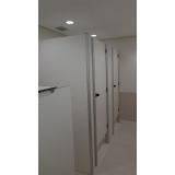 fabricante de divisória para banheiros coletivos para cotar Barbacena