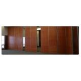 fábrica de divisória de madeira