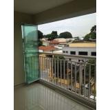 montagem de divisória com vidro preço Guarapuava
