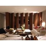 montagem de divisória para sala de estar preço Sapezal
