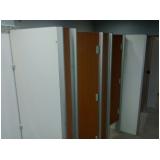 montagens de divisória para banheiro Teófilo Otoni