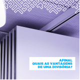 onde compro divisória sanfonada acústica Nova Brasilândia d'Oeste