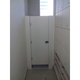onde encontrar divisória de banheiro público Linhares