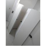 onde encontrar divisória sanitária para chuveiro Cujubim