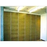 preço de divisória piso teto acústica para escritório Pedras de Fogo