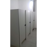 quanto custa divisória de banheiro público Formoso do Araguaia